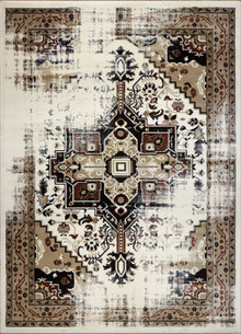 Antique Sahara 102 Beige Traditional Rug
