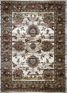 Antique Sahara 675 Beige Traditional Rug