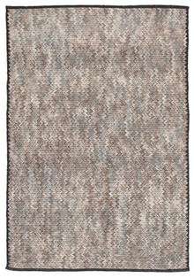 Lavista 734 Smoke Hand Loomed Plush Rug