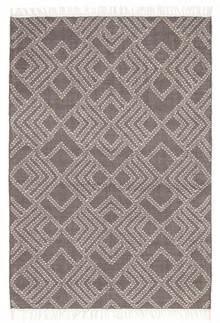 Lavista 739 Grey Flat Weave Wool Rug