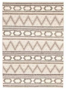 Lavista 743 Stone Wool And Viscose Rug