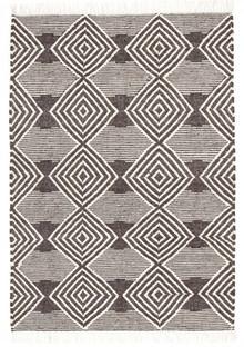 Lavista 744 Charcoal Wool And Viscose Rug