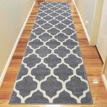 Aspen 742 Light Grey 80x300cm Runner