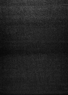 Icon 6365 Black Ultra Thick Modern Rug