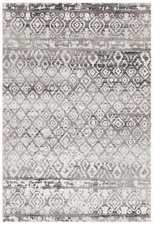 Avoca 451 Dark Grey Wash Modern Rug