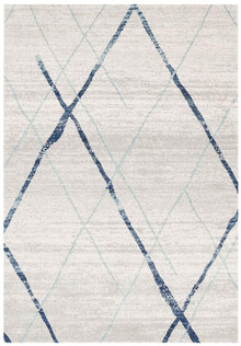 Avoca 452 Blue Wash modern Rug