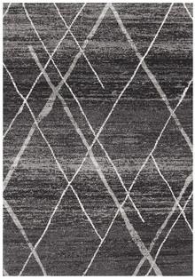 Avoca 452 Charcoal Wash Modern Rug