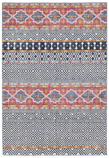 Avoca 455 Multi Wash Modern Rug