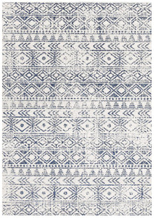 Avoca 456 Blue Wash Modern Rug