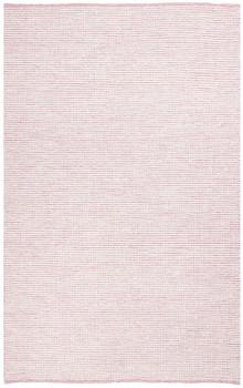 Hudson Pink Felted Wool Rug