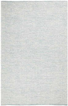Hudson Turquoise Felted Wool Rug