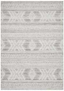 Enzo 806 Natural Designer Wool Rug
