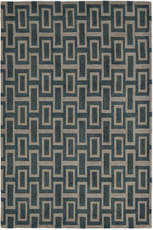Wedgwood Intaglio Black Luxury Rug