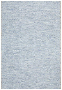 Terrace Diamond Blue Floor Rug