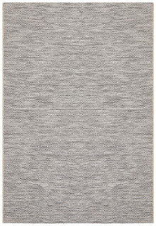 Terrace Grey Diamond Pattern Floor Rug