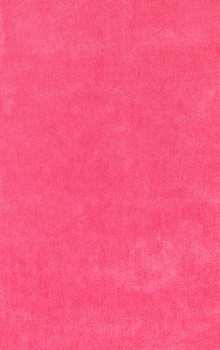 Bliss Hot Pink Shaggy Rug