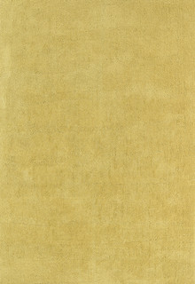 Bliss Mustard Shaggy Rug