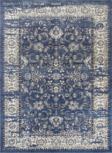 Arya 6408 Blue Traditional Rug