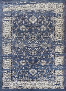 Arya 6408 Blue Traditional Rug