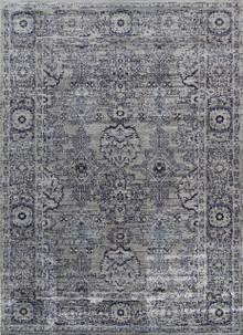 Arya 6890 Dark Grey Traditional Rug
