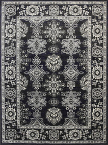 Arya 6890 Navy Traditional Rug
