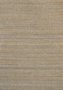 Oslo Grey Diamond Jute Rug