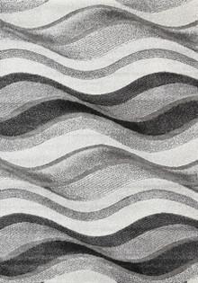 Cambridge Grey Wave Rug