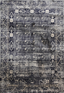 Adeni Grey Transitional Rug