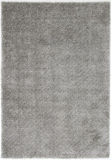 Boho Shaggy Grey Rug