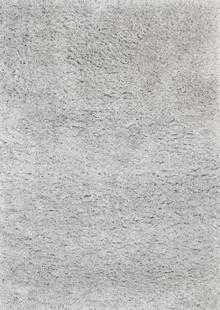 Kati Plush Silver Shaggy
