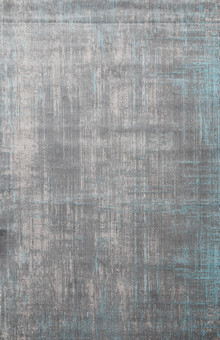 Allure Silk Brush Grey Rug