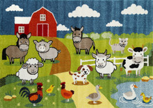 Barca Fun Farm Rug