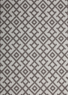 Honolulu Dark Maze Outdoor Rug