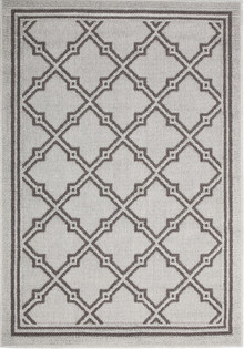 Honolulu Lattice Outdoor Rug