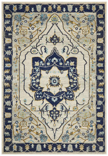 Baltimore Navy Persian Rug