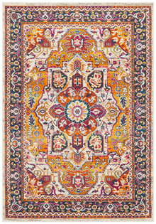 Baltimore Rust Persia Rug