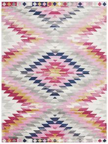 Dexter Designer Pink Rug