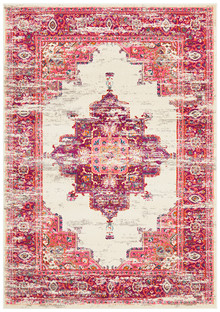 Baltimore Pink Decor Rug