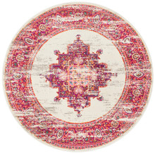 Baltimore Pink Decor 200cm Round