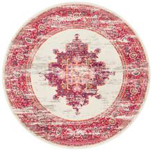 Baltimore Pink Decor 200cm Round