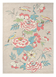Wedgewood Coral Luxury Rug