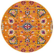 Baltimore Zen Rust 150cm Round