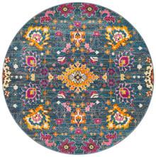 Baltimore Zen Blue 150cm Round
