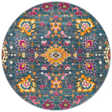 Baltimore Zen Blue 200cm Round