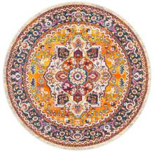 Baltimore Rust Persia 200cm Round