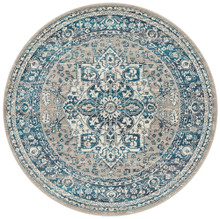 Baltimore Blue Persia 200cm Round