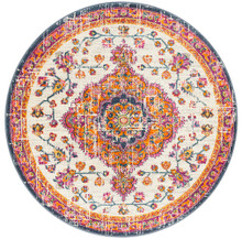 Baltimore White Persia 200cm Round