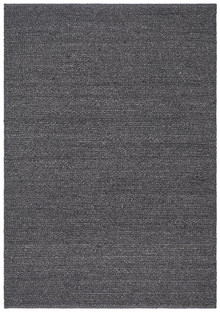 Everest Plush Charcoal Wool Rug