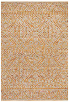 Regi Rust Wool Rug