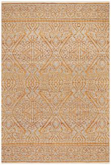 Regi Rust Wool Rug